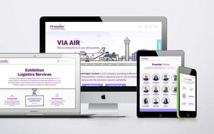 Premiers new website is responsive
